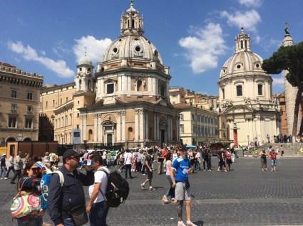 Rome Piezza Venezia