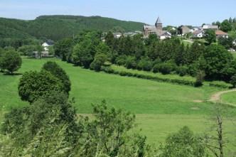 Eifel bij Burg Reulandt