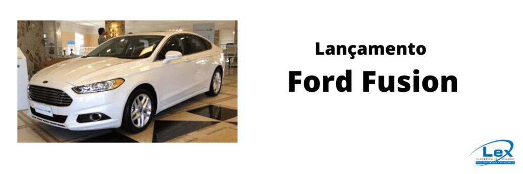 preço do seguro ford fusion