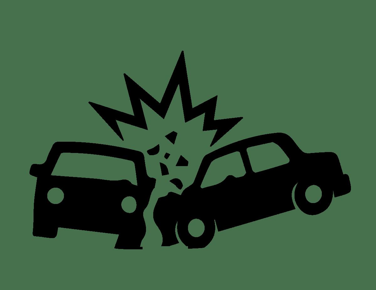 colisão seguro de carro