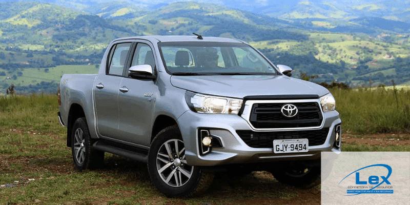 Preço do Seguro Auto Toyota Hilux