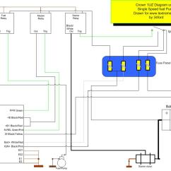 Wiring Diagram Of A Car Alternator 2008 Impala Stereo 1uzfe Crown Fuel Pump