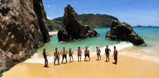 Kỳ Co, bãi biển đẹp nhất nhì Việt Nam