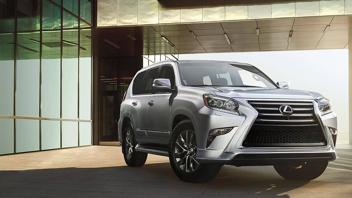 Suv With Captain Chairs 2019 Lexus Gx Luxury Suv Comfort Design Lexus
