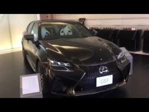 【LEXUS】GS-F V8 5000cc! インテリア&エクステリア exterior_interior