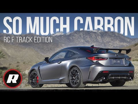 2020 Lexus RC F Track Edition: 5 things to know about this track day coupe
