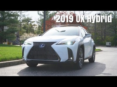 2019 Lexus UX 250h – Affordable Luxury?