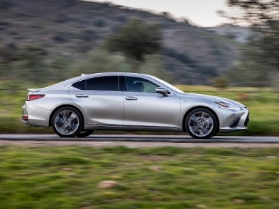 Essai Lexus ES F-Sport (2018)