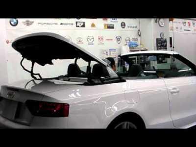 アウディ Audi S5カブリオレ