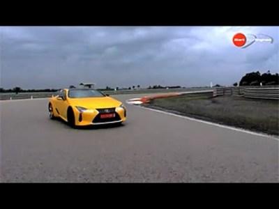 レクサス LC500&LC500h/欧州のラグジュアリークーペへの挑戦 Lexus LC500&LC500h