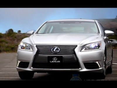 2013 Lexus LS – Review and Road Test