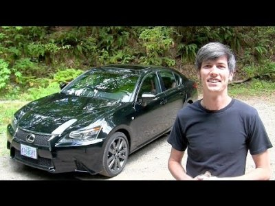 2014 Lexus GS350 F Sport – Review & Test Drive