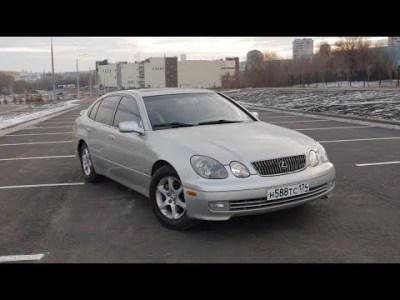 Lexus gs 300 (Лексус), страшный сон Mercedes и BMW