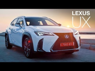 Lexus UX: If You Can't Beat Them…   Carfection 4K