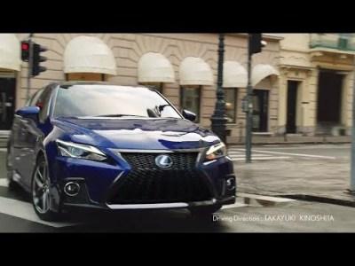 Lexus CT 200h 2018 (Bootleg Edit Video)