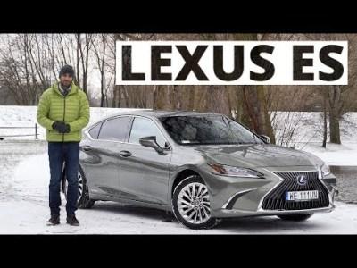 Lexus ES 300h – co jest nie tak z Europą? Pierwszy polski test!