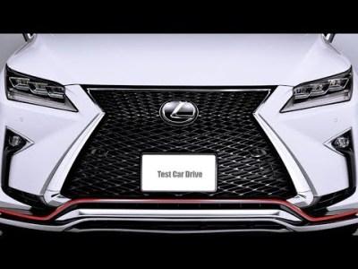 2019 レクサス 新型 RX マイナーチェンジ最新情報!8AT採用・2.5Lハイブリッド設定!