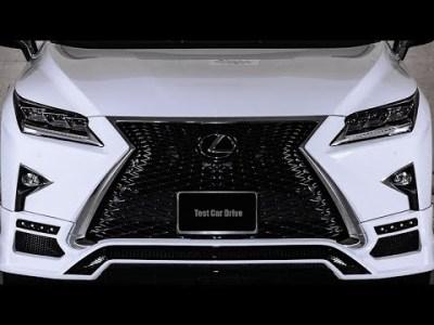2019 レクサス 新型 RX マイナーチェンジ予想情報!内外装・スペック・日本発売日