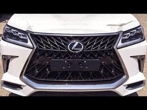 レクサス 新型 LX フルモデルチェンジ最新情報!レクサスLX 特別仕様車の情報!