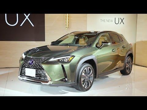 レクサス、「UX」発売 =コンパクトSUV