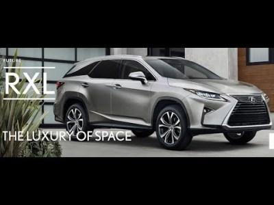 2018 Lexus RX350L ロングバージョン3列シートのレクサスRX