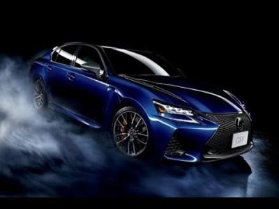 レクサス 新型 GS300 / GS300h / GS450h / GS F マイナーチェンジ(一部改良) GS F予の防安全パッケージ「Lexus Safety System +」機能強化