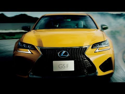レクサス 新型 GS F!ブラインドスポットモニター追加と新色を採用