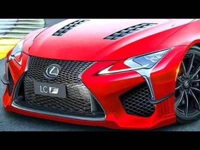 レクサス 新型 LC F、エンジンスペックがスゴイ!内装がかつてないほど超高級!