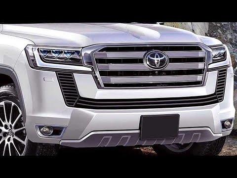 2020 トヨタ 新型 ランドクルーザー、デザインがスゴイ!動力性能はレクサスLX570を上回ることになるだろう!