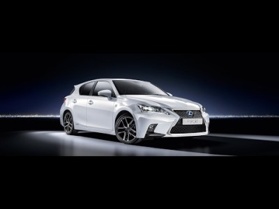 HOT NEWS 2014 Lexus CT200h F Sport Hybrid