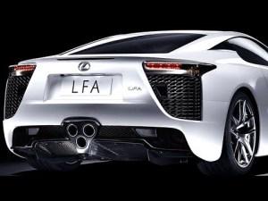 日本デビュー レクサスの新型車 最新情報を大公開!新型 LF-30 Electrified・LFA・LC!