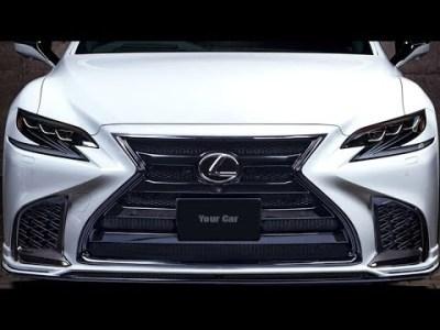 レクサス 新型 LS & GS F 日本発売は2019年10月!レクサスの新型 2019!