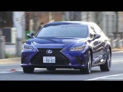 """【動画】レクサスES300h""""F SPORT"""" 試乗インプレッション 試乗編"""
