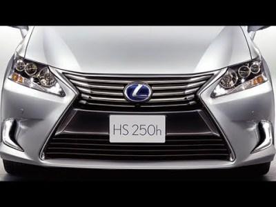 レクサス 新型 HS250h 日本発売は2020年!直列4気筒 2.5リッター直噴エンジンを搭載!