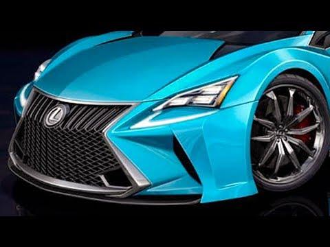 レクサス 新型 LFA スーパーカー 日本発売は2020年!V型8気筒4.4L ツインターボエンジンを搭載!