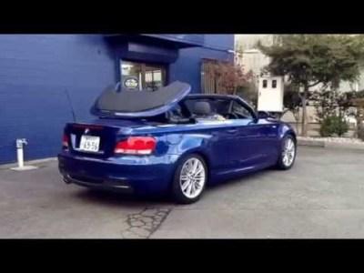 BMW120i カブリオレ