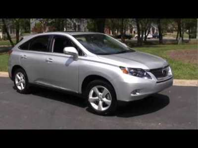 2010 Lexus RX450h 5DR. SUV, Walk Around.