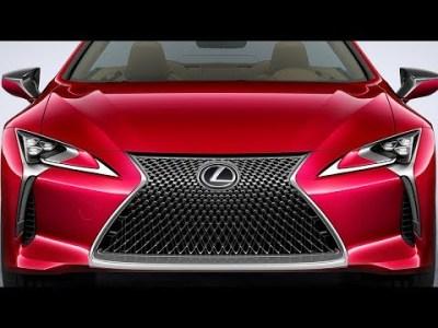 レクサス 新型 LC500 コンバーチブル 発売!自然吸気の5.0リットル V8は最大出力471hp