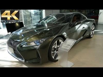 2020 LEXUS LC500h PATINA Elegance – 新型レクサス LC500h パティーナ エレガンス 2020年モデル