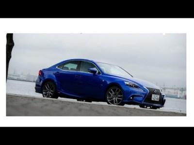 車 News 24/7 – レクサス IS300h Fスポーツ、ハイブリッドモデルは最高出力220ps[写真蔵]