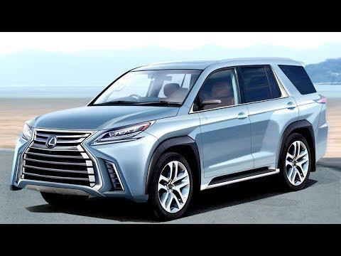 レクサスSUVの頂点『LX』次期型、2020年デビューか! 仕様/発売日