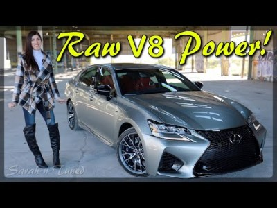 Absolute BEAST of a Luxury Sedan! // 2020 Lexus GS F Review