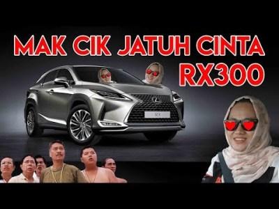 Pandu Uji Lexus RX 300, SUV Super Mewah!