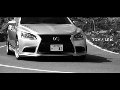 TOM'S LS46 PV  トムス レクサスLS460 /  LEXUS LS460