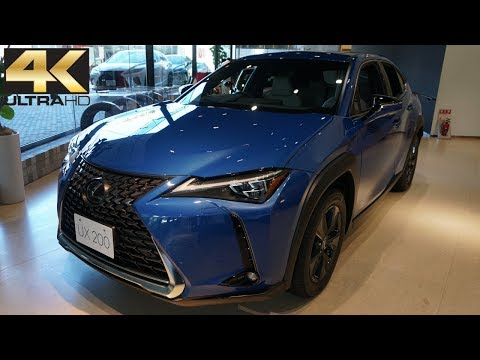 2020 LEXUS UX200 Interior Exterior – Lexus UX200 2020 – レクサス UX200 2020年モデル