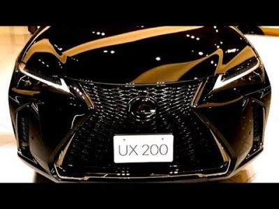 レクサス UX200【LEXUS MEETS HIBIYA 】車両価格3.972.222円