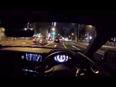 【POV Drivlog #5】レクサス LC500で夜のドライブ | LEXUS LC500 City Night Drive POV 【試乗】
