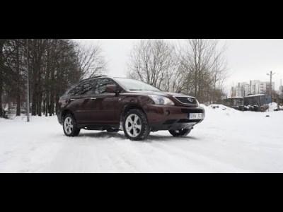 Lexus RX (2003-2008) – Autoplius.lt automobilio apžvalga