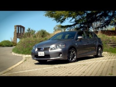 Driving Sports TV – 2013 Lexus CT200h Hybrid Hatch Reviewed