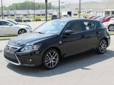 2014 Lexus CT200h F-Sport Start Up, Exhaust, and In Depth Review